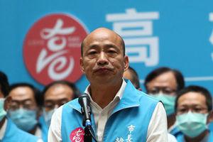 「韓國瑜被罷免」火爆大陸網絡 衝上熱搜第一