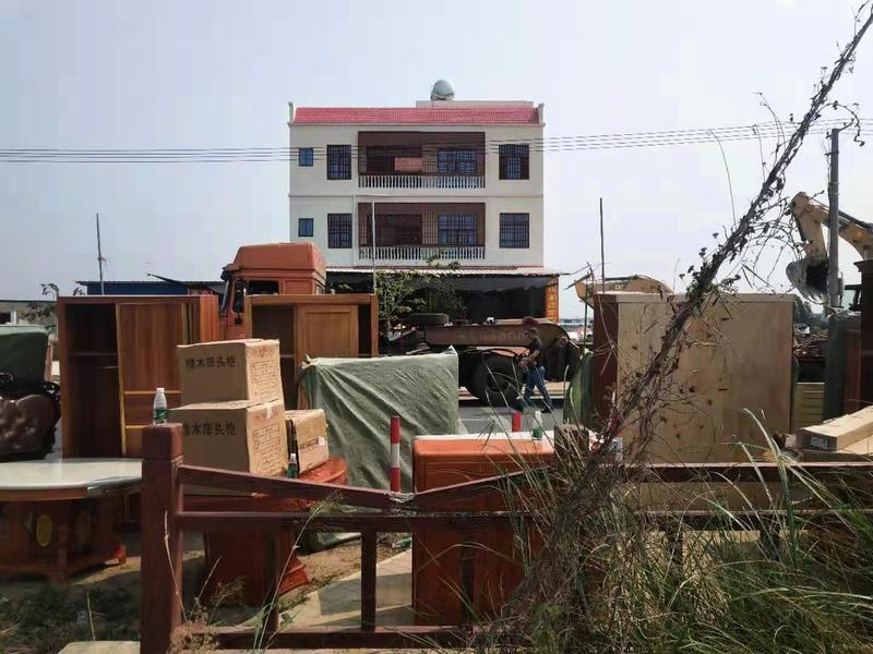 海南強拆爆衝突 村民遭防暴槍射傷