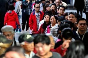 台灣人從海外回鄉 用選票向中共傳遞何信息