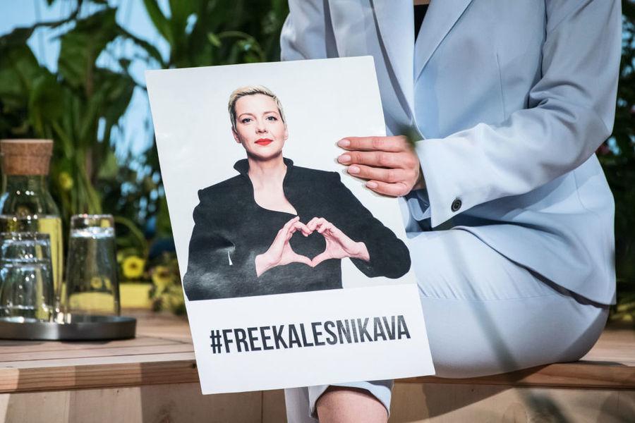白俄羅斯反對派人士被判刑 歐盟英國譴責