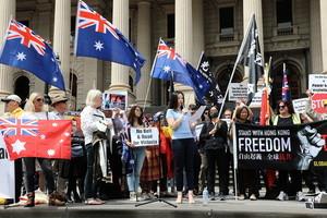 程曉容:澳洲政民覺醒 合力抵制中共滲透