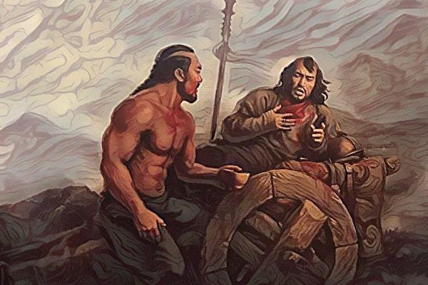 【忠義傳】鐵木真的福將 者勒蔑冒死救主