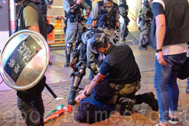 國際特赦揭港警濫暴手段 籲成立調查委員會