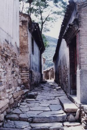 北京老胡同。(大紀元資料室)