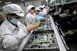 貿易戰全球生產基地大搬家 台電子廠離開大陸