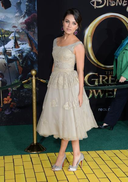 米拉‧庫尼斯(Mila Kunis)。(Jason Kempin/Getty Images)