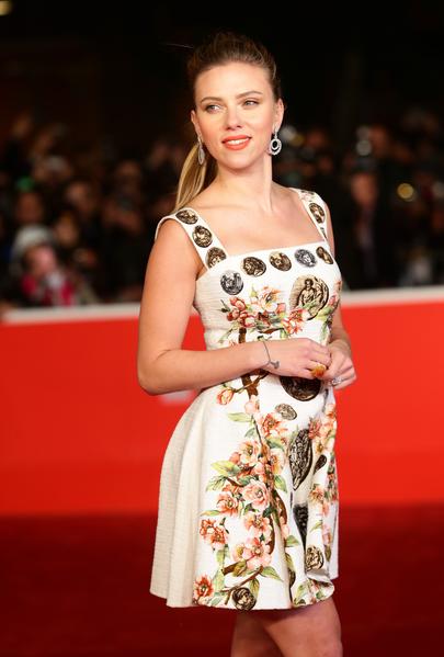 斯嘉麗‧約翰遜(Scarlett Johansson)。(Vittorio Zunino Celotto/Getty Images)