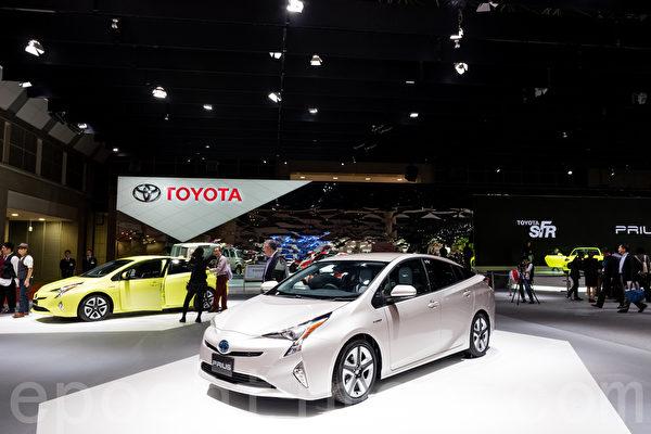 豐田正式公佈電動汽車新戰略