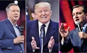 美參選人決戰5州初選 精彩可期看點多