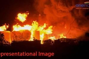 印度陸軍最大彈藥庫爆炸 至少17人死亡