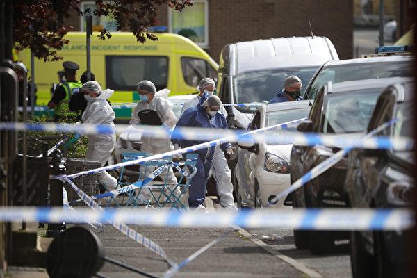 公投前 英國工黨女議員遭槍擊身亡