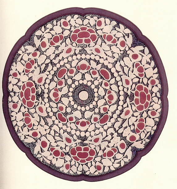 日本奈良東大寺正倉院藏唐代銅鏡。(維基百科公有領域)