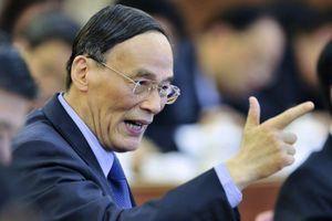 陳思敏:王岐山放話 中共官場將再掀反腐風暴
