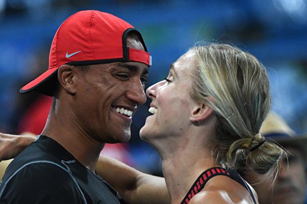盤點里約奧運的夫妻情侶檔