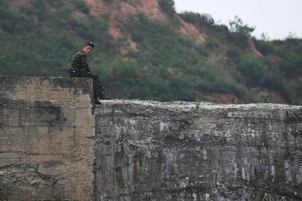 截至9月14日,北韓的幾個鄰國表態支持聯合國安理會通過對北韓第5次核試的新制裁決議。北韓陷入空前孤立的局面幾成定局。(GREG BAKER/AFP/Getty Images)