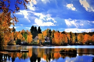 加拿大楓葉大道「醉」人的賞楓旅程