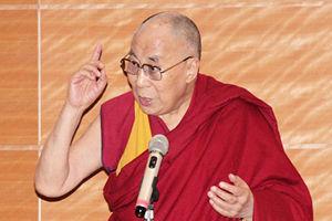 達賴喇嘛訪日 在國會發表演講