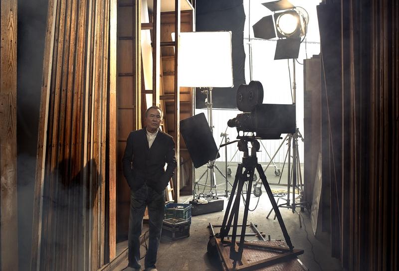 侯孝賢導演入圍「 金馬52」 最佳導演所拍攝的照片。(金馬執委會提供)