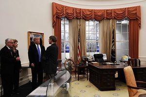 換特朗普做主人 白宮將是甚麼樣?