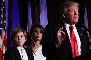 白宮53年來首位男孩 特朗普幼子11件事搶先看