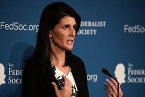 特朗普內閣首位女性 亞裔州長將任聯合國大使