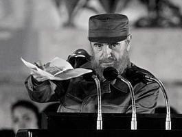 古巴前共產黨書記卡斯特羅去世