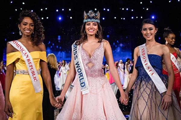 2016世界小姐出爐 波多黎各佳麗封后