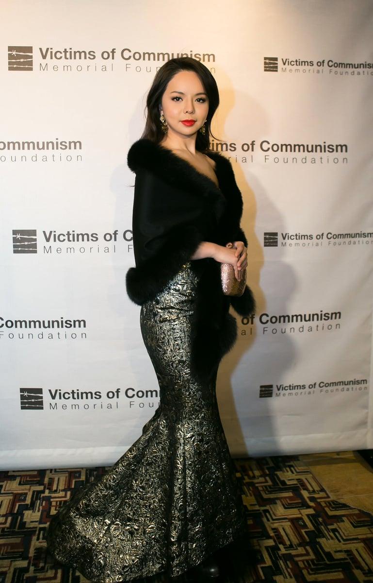 《血刃》主演林耶凡突破阻礙,成功出席華盛頓D.C.首映禮。(李莎/大紀元)
