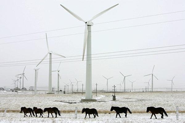 蘋果為何投資中國的風力發電機?