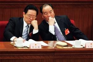 傳朱鎔基視察新疆一眼就看出王樂泉的問題