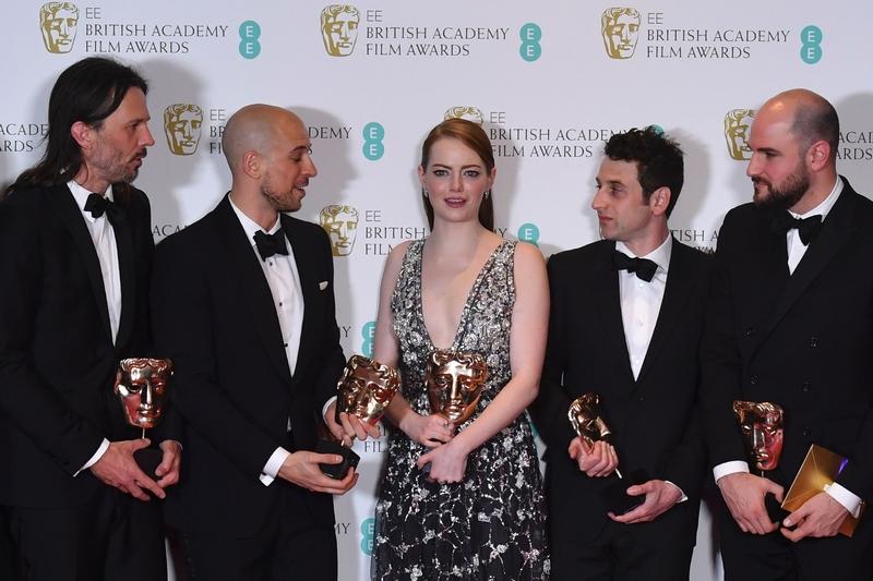 70屆BAFTA 《星聲夢裡人》攬5獎成大贏家