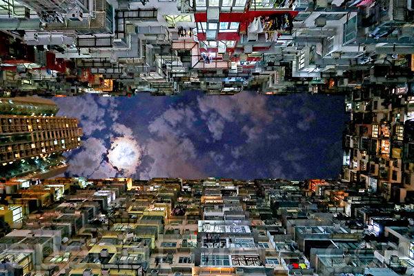組圖:銀月彩雲 港式場景再現東方韻味