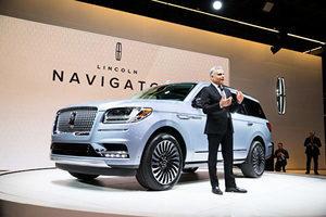 2017紐約國際車展新車先睹為快