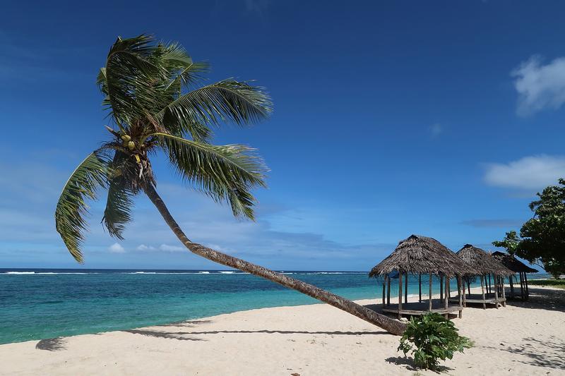 薩摩亞 南太洋的世外桃源