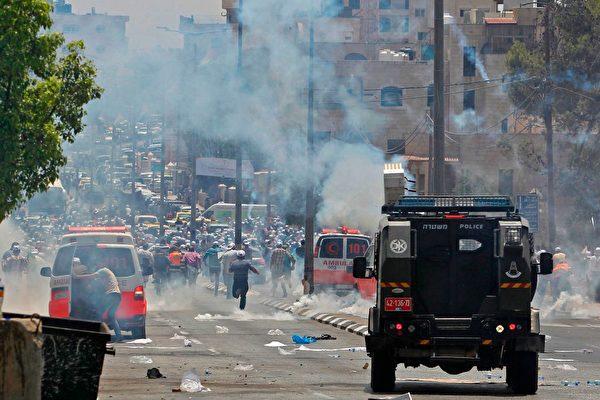 以巴再起衝突 6死400人傷