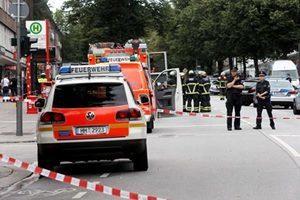 德國面臨遣返難民持刀行兇 1死6傷