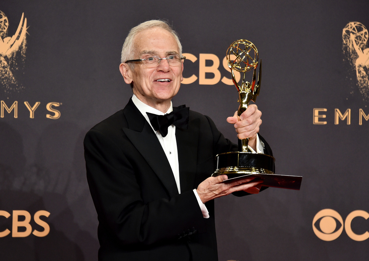 Don Roy King憑藉《Saturday Night Live》獲最佳綜藝系列導演獎。(Alberto E. Rodriguez/Getty Images)