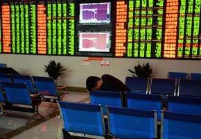 路透:貿易戰重創大陸股市及投資者