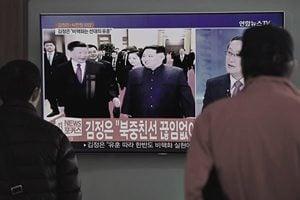 分析:四大顧慮 習近平臨陣取消北韓行