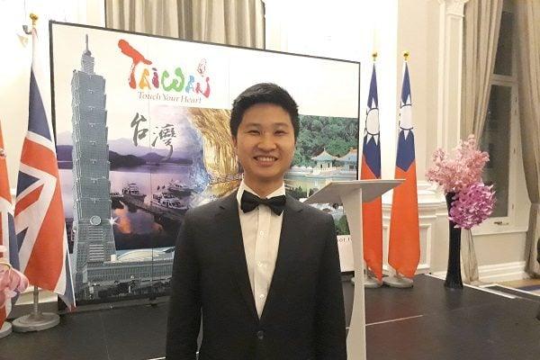 台灣未來外交官:修煉讓我開智開慧