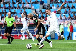 美斯射失12碼 阿根廷艱難1比1逼和冰島