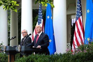 特朗普獲歐盟重大貿易讓步 雙方達成協議