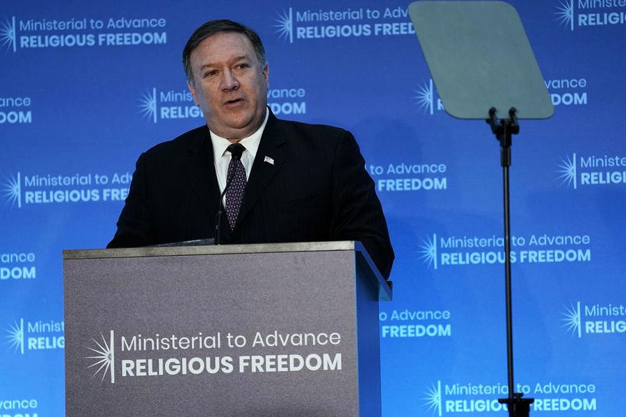 美發佈歷史性宣言 籲信仰自由作各國要務