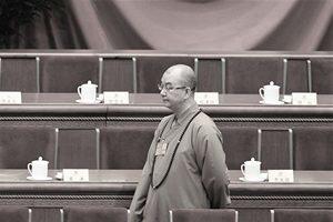 中共佛教協會會長曝性醜聞 當局全網封殺