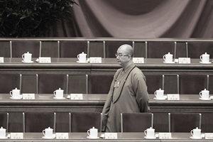 中共佛教協會會長因性侵醜聞下台