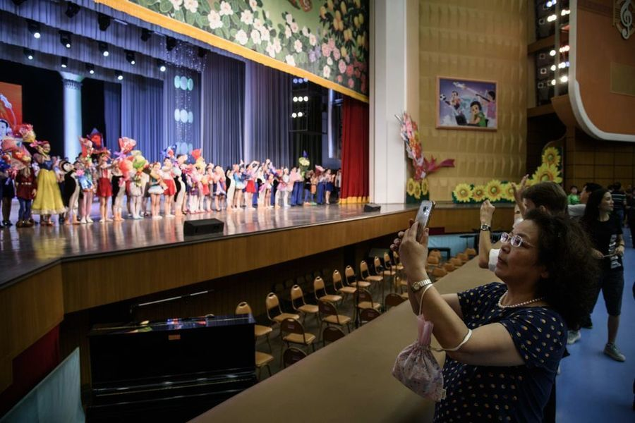 北韓忽杜絕中國旅遊團 消息稱習近平或來訪