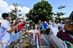 組圖:印尼龍目島6.9級地震 死傷至少351人
