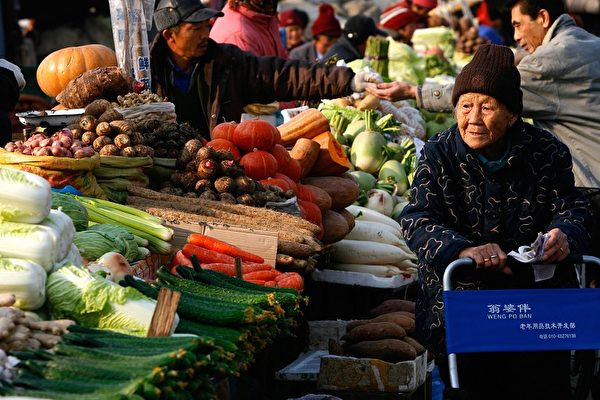 中共物價統計數據偏離老百姓感受