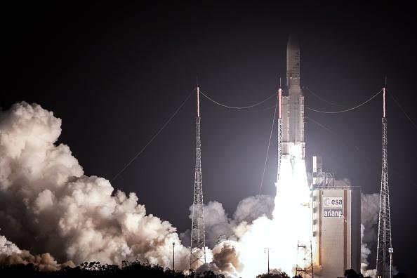 人類第三次探索水星 歐日探測器發射成功