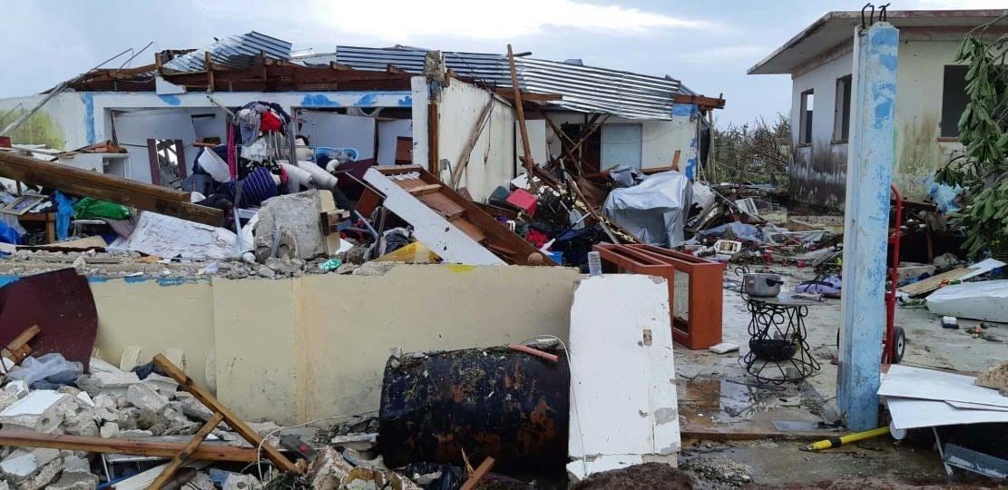 颱風玉兔橫掃美屬群島 「如經歷一場戰爭」